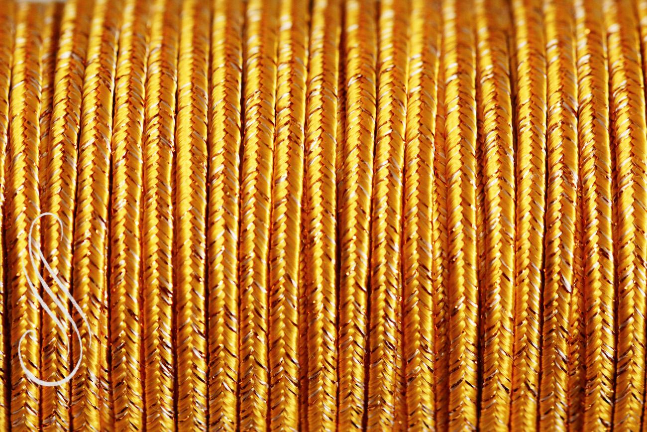 METALIC KURKUMA / Copper 3 mm/ 1m
