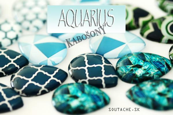 AQUARIUS CAB 18x25mm / 1ks