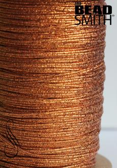 sutaška USA-TEXTURED METALLIC COPPER ST1600/ 1m
